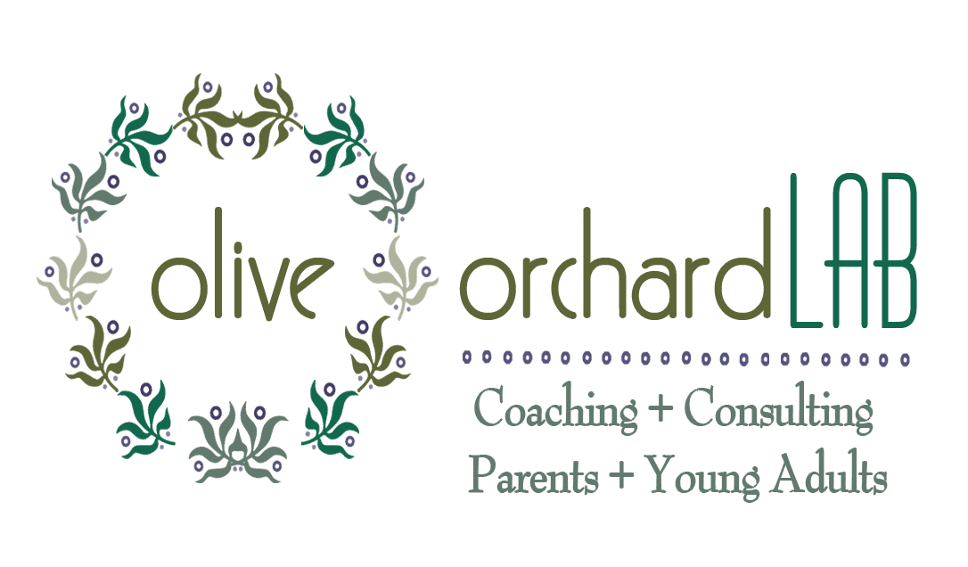 Olive Orchard Lab | Parent Coaching and Family Coaching